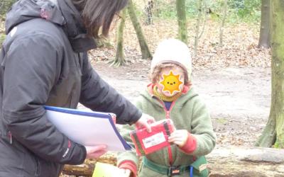 Waldkindergarten in Refrath