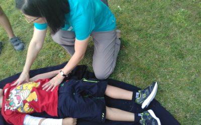 Erste Hilfe-Workshop für Erftstädter Kinder
